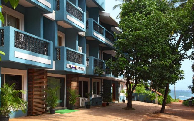 Отель The Hawaii Comforts вид на фасад