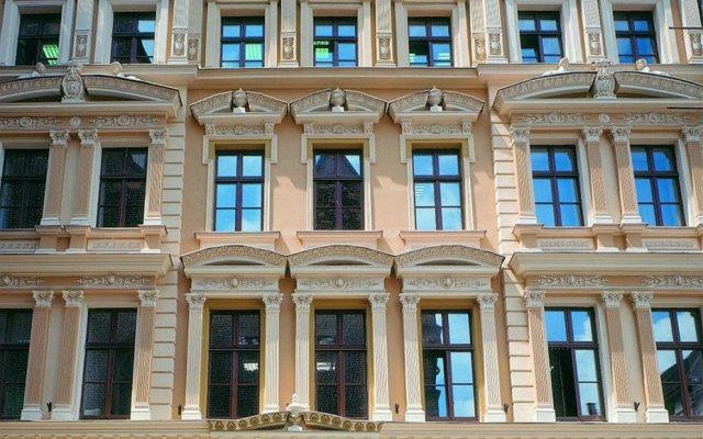 Hotel Patio вид на фасад