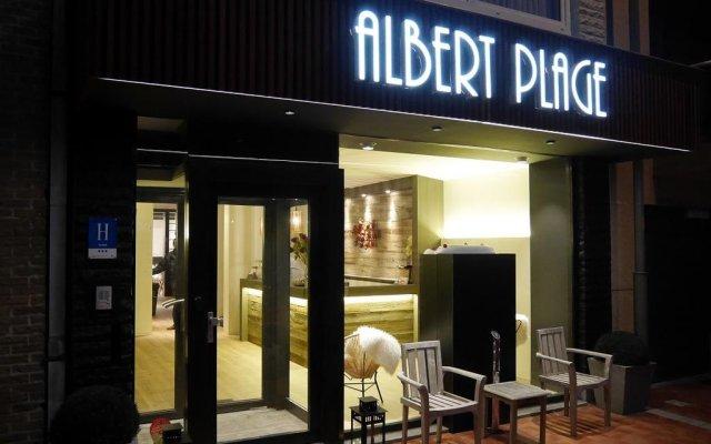 Hotel Albert Plage 2