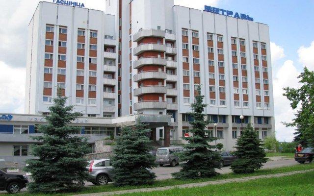Гостиница Vetraz вид на фасад