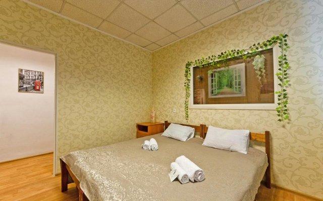 Отель Semeyniy 1 Санкт-Петербург комната для гостей
