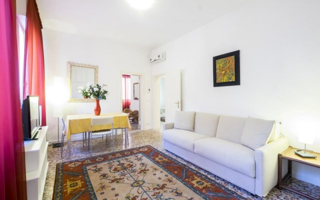Апартаменты Venice Apartments San Samuele Венеция комната для гостей