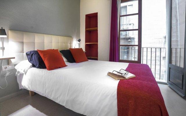 Отель Friendly Rentals Hopper Барселона комната для гостей