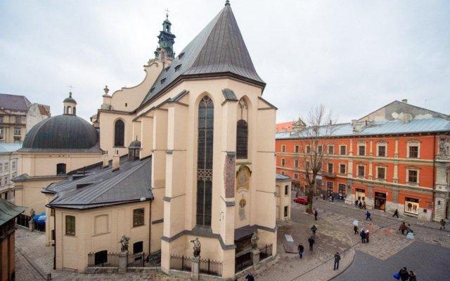 Гостиница Lviv hollidays Galytska вид на фасад
