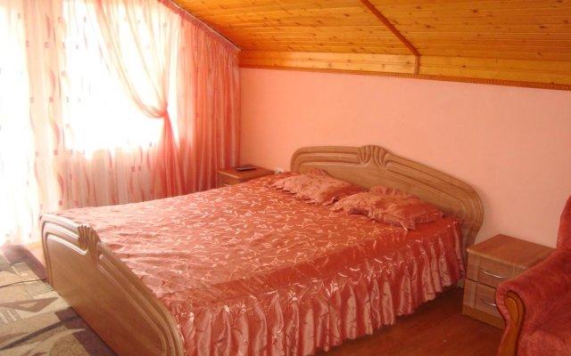 Гостиница Карпатський маєток комната для гостей