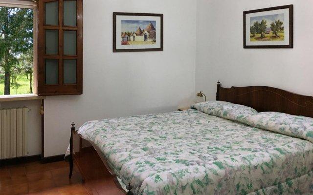 Отель Villa Marzano Альберобелло комната для гостей
