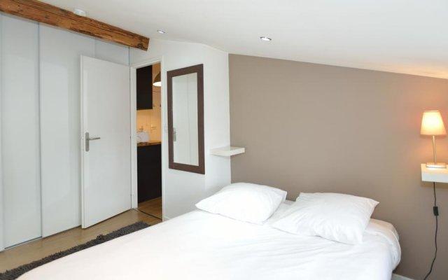 Отель Appart' Pradel Франция, Лион - отзывы, цены и фото номеров - забронировать отель Appart' Pradel онлайн комната для гостей