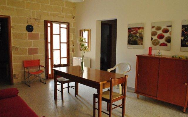 Отель Residenza del Sole Mare Лечче комната для гостей