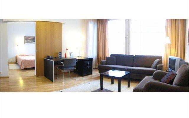 Отель City Apartments - Helsinki Финляндия, Хельсинки - отзывы, цены и фото номеров - забронировать отель City Apartments - Helsinki онлайн комната для гостей