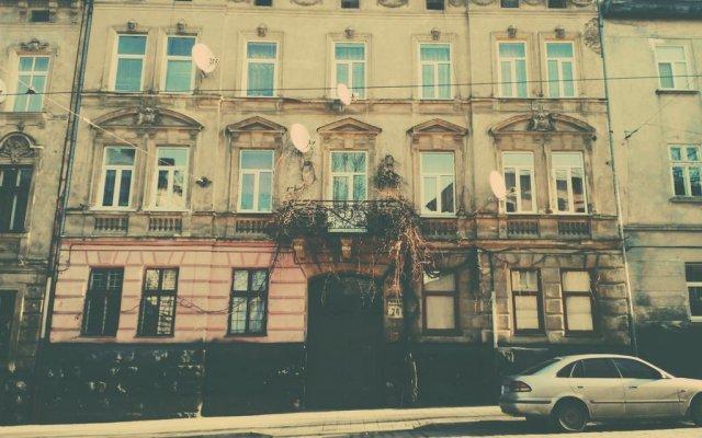 Апартаменты Vintage Apartment in Downtown вид на фасад