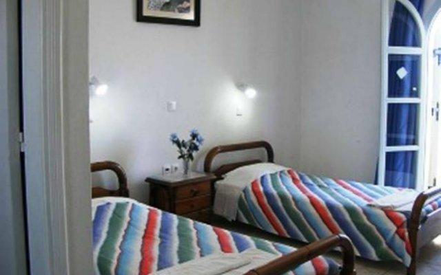 Отель Sea Side Perivolos Греция, Остров Санторини - отзывы, цены и фото номеров - забронировать отель Sea Side Perivolos онлайн комната для гостей