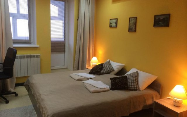 Hostel Duyzhina комната для гостей