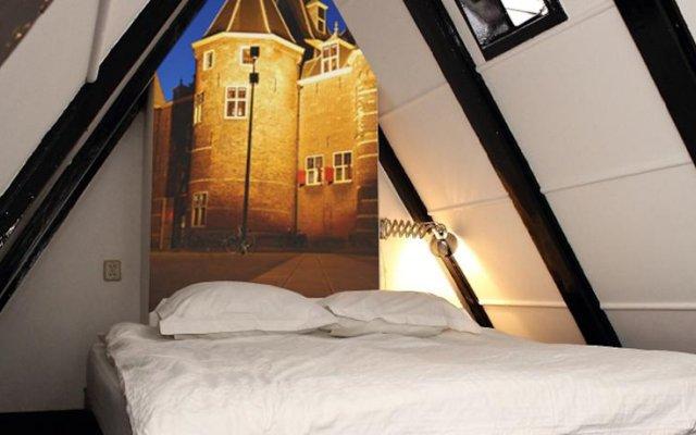 Отель The Escape Lounge комната для гостей