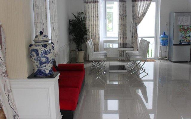 Отель 3BDR Villa Nha Trang Вьетнам, Нячанг - отзывы, цены и фото номеров - забронировать отель 3BDR Villa Nha Trang онлайн комната для гостей