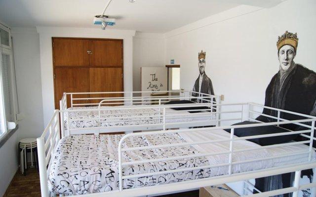 Hostel & Surfcamp 55 комната для гостей