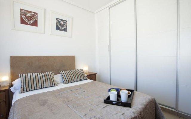 Отель Carmen Apartments Испания, Валенсия - отзывы, цены и фото номеров - забронировать отель Carmen Apartments онлайн комната для гостей