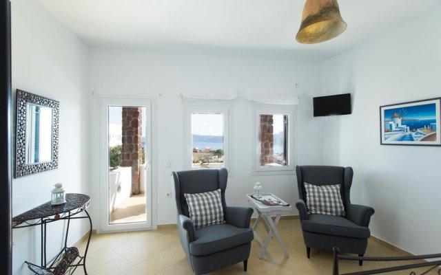 Отель Aelia Suites Греция, Остров Санторини - отзывы, цены и фото номеров - забронировать отель Aelia Suites онлайн комната для гостей
