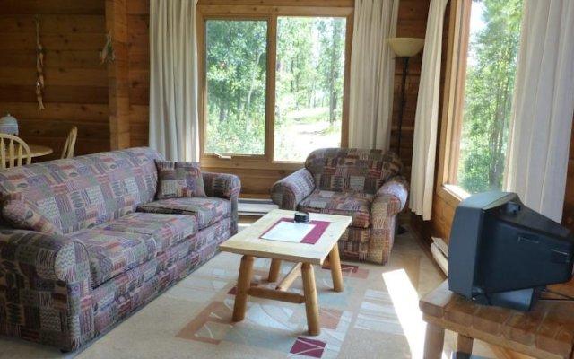 Отель Mica Mountain Lodge & Log Cabins комната для гостей