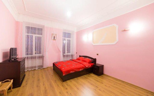 Гостиница Lviv City Rent Львов комната для гостей