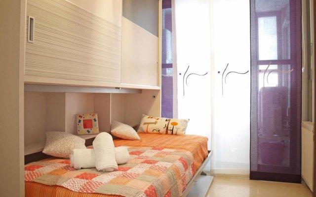 Отель ApartUP L'Umbracle Испания, Валенсия - отзывы, цены и фото номеров - забронировать отель ApartUP L'Umbracle онлайн комната для гостей