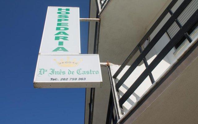 Отель Hospedaria D´Ines De Castro вид на фасад
