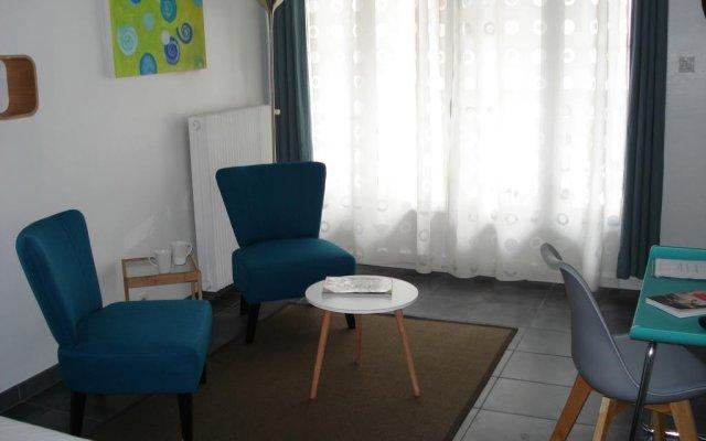 Отель Appart And Co Франция, Лион - отзывы, цены и фото номеров - забронировать отель Appart And Co онлайн комната для гостей