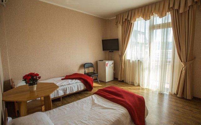 Гостевой дом Золотая Рыбка комната для гостей