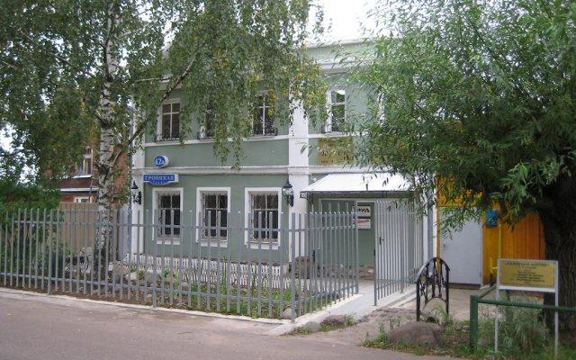 Гостевой Дом на Троицкой вид на фасад