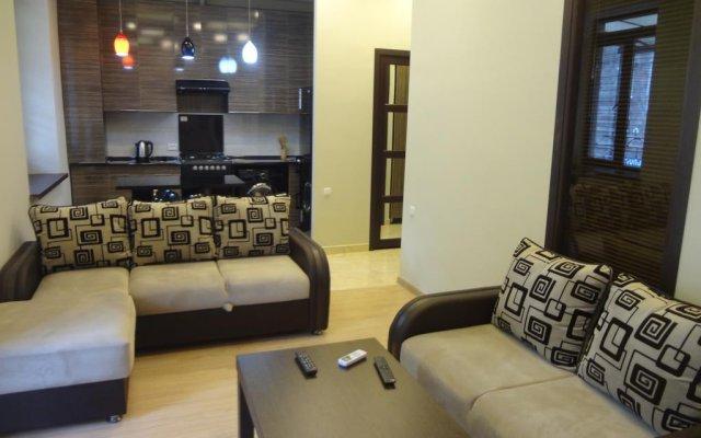 Отель Modern Komitas Flat комната для гостей