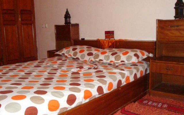 Отель Dar Tuzzalt Марокко, Уарзазат - отзывы, цены и фото номеров - забронировать отель Dar Tuzzalt онлайн комната для гостей