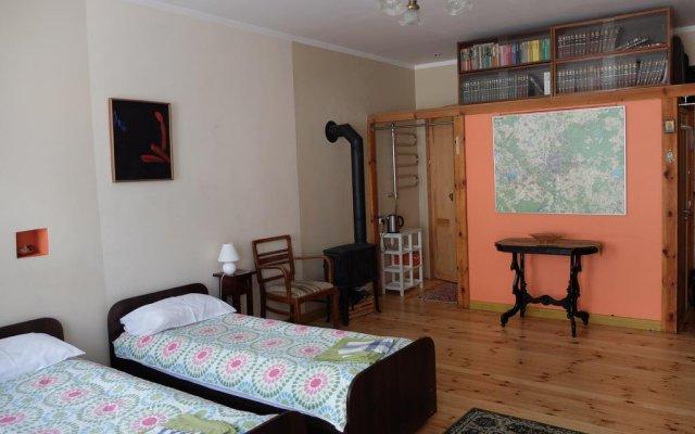 Отель Butas Užupyje комната для гостей
