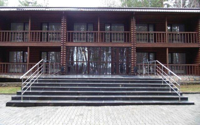 Гостиница Turbaza Svetofor вид на фасад