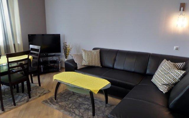 Отель Apartamenty Silver Premium комната для гостей