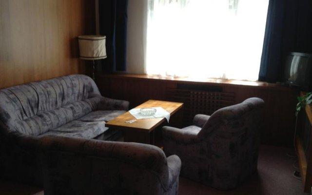Hotel CD Garni Пльзень комната для гостей