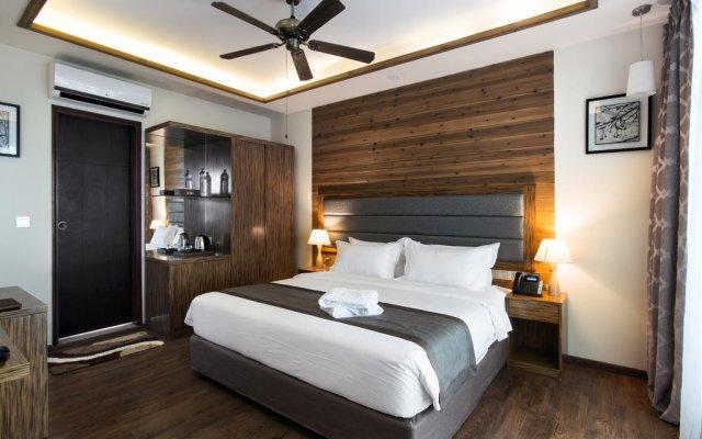 Отель PearlSands At Huraa комната для гостей