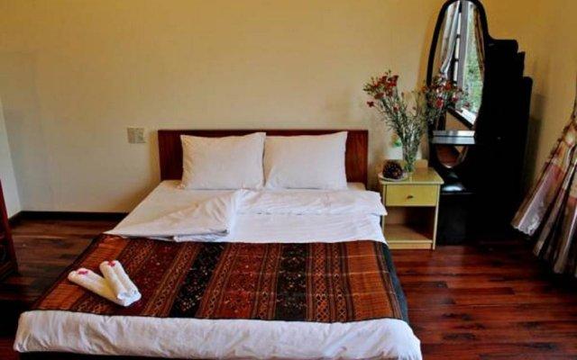 Отель Lam Vien Homestay Далат комната для гостей