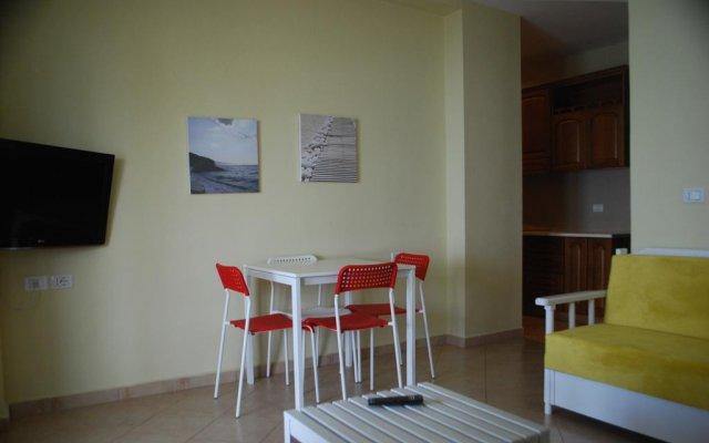 Отель Balcony of Saranda Албания, Саранда - отзывы, цены и фото номеров - забронировать отель Balcony of Saranda онлайн комната для гостей