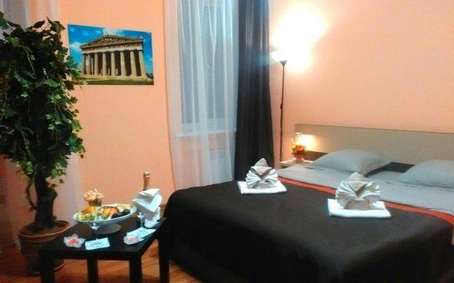 Гостиница Афины комната для гостей