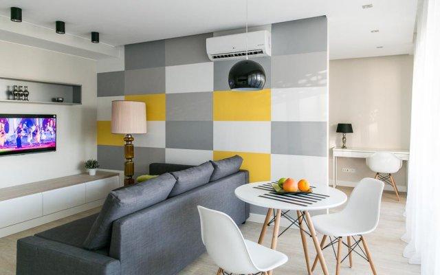 Отель Wronia Apartments Польша, Варшава - отзывы, цены и фото номеров - забронировать отель Wronia Apartments онлайн комната для гостей
