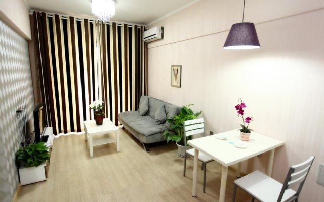 Апартаменты Jietai Xingzheng Apartment комната для гостей
