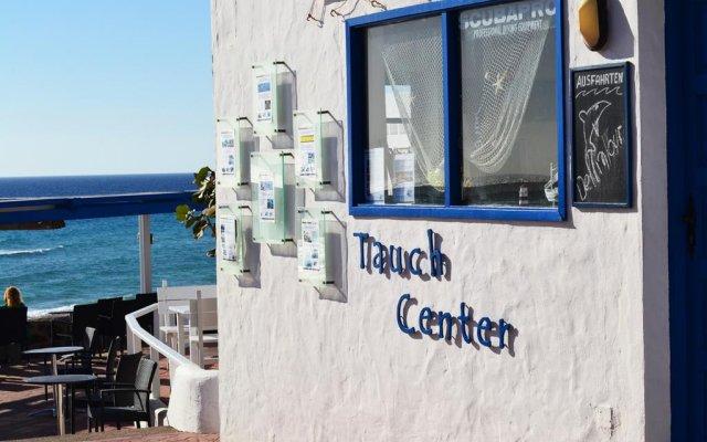 Отель Aldiana Fuerteventura вид на фасад