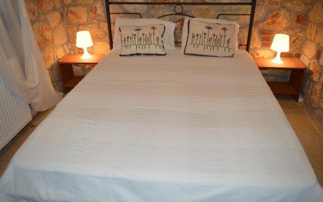 Отель Stone House Afrodite комната для гостей