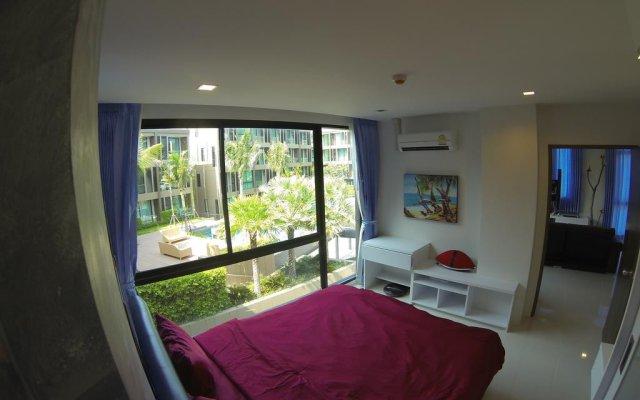 Отель Pixel Cape Panwa by Nongrit комната для гостей