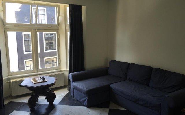 Апартаменты Dols Apartment комната для гостей