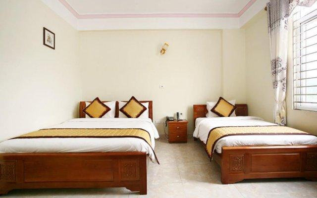 Bao An Hotel комната для гостей