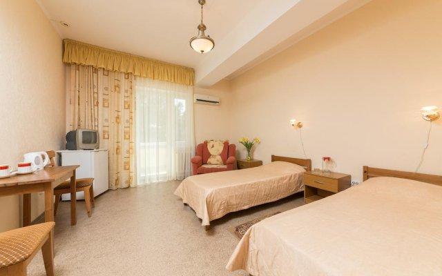 Гостиница BFO Health Resort в Анапе отзывы, цены и фото номеров - забронировать гостиницу BFO Health Resort онлайн Анапа комната для гостей