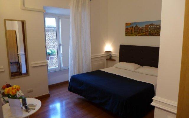 Отель amico bed комната для гостей