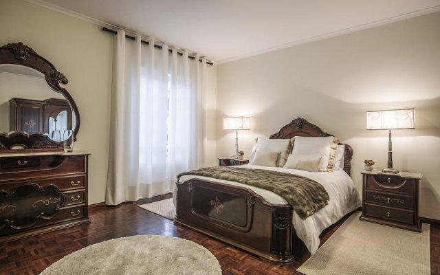 Отель Casa Cecilia Meireles Понта-Делгада комната для гостей