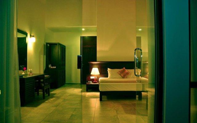 Отель Lotus Paradise Health Resort Шри-Ланка, Ахунгалла - отзывы, цены и фото номеров - забронировать отель Lotus Paradise Health Resort онлайн комната для гостей