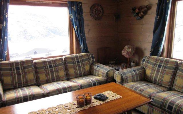 Отель The blue house, Røldal комната для гостей